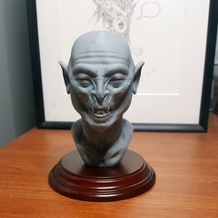 3D print files Ancient Vampire, LaruanLab
