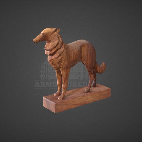 Capture d'écran 2017-11-24 à 17.00.51.png Download free STL file Sculpture of a Dog • 3D print object, ArmsMuseum