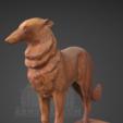 Capture d'écran 2017-11-24 à 17.01.08.png Download free STL file Sculpture of a Dog • 3D print object, ArmsMuseum