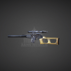Capture d'écran 2017-11-24 à 17.02.22.png Download free STL file Special Sniper Rifle VSS Vintorez • 3D printable template, ArmsMuseum