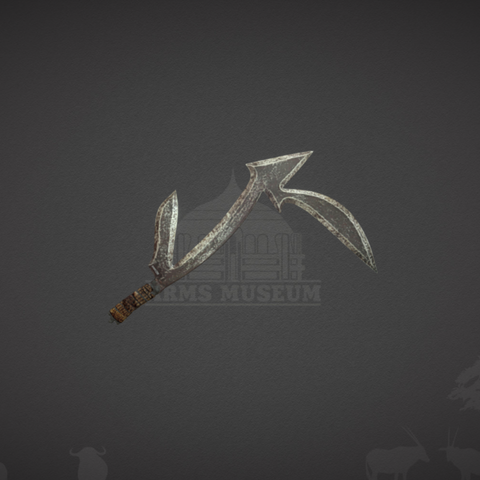 Capture d'écran 2017-11-24 à 17.16.41.png Download free OBJ file Pinga Throwing Knife • 3D printing model, ArmsMuseum