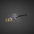Download free 3D printer designs Special Sniper Rifle VSS Vintorez, ArmsMuseum