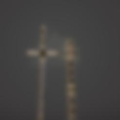 Descargar archivos STL gratis La espada de la victoria, ArmsMuseum