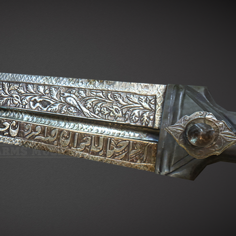 "Capture d'écran 2017-11-24 à 17.27.20.png Download free OBJ file ""Kama"" Dagger • Model to 3D print, ArmsMuseum"