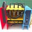 assembled-rear.jpg Télécharger fichier SCAD gratuit Rack multi-pi à deux tau • Design pour imprimante 3D, kevfquinn