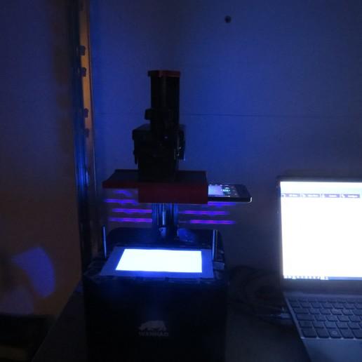 snapping.JPG Télécharger fichier SCAD gratuit Support téléphonique pour la création de masques • Design pour imprimante 3D, kevfquinn