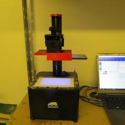 Télécharger fichier SCAD gratuit Support téléphonique pour la création de masques • Design pour imprimante 3D, kevfquinn