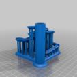 Télécharger fichier SCAD gratuit Marble Run • Plan pour impression 3D, kevfquinn