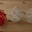 Download free SCAD file Torture Lattice Cube • Template to 3D print, kevfquinn