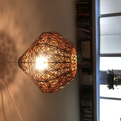 Download free STL M&O Paris Lamp, PatricOwenThomas