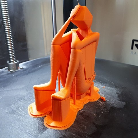 20180329_024053.jpg Download STL file Thinker • 3D print design, iradj3d