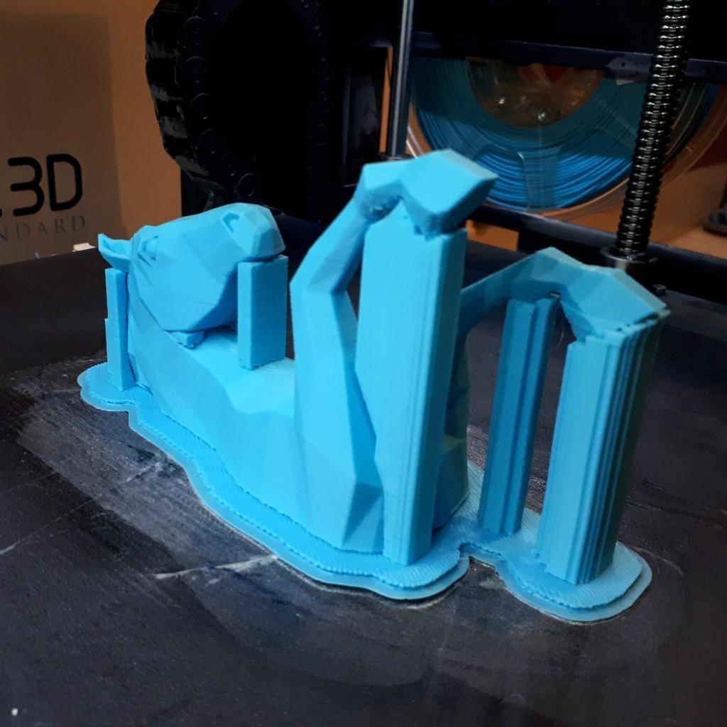 20180425_213007.jpg Download STL file Horse Wall • 3D print design, iradj3d