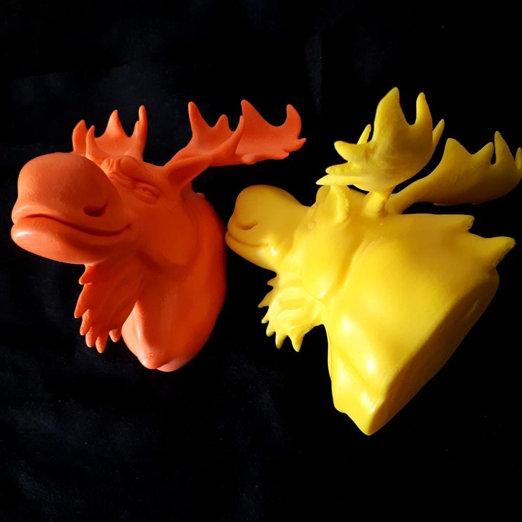 20180818_133947.jpg Download STL file Moose • 3D print object, iradj3d
