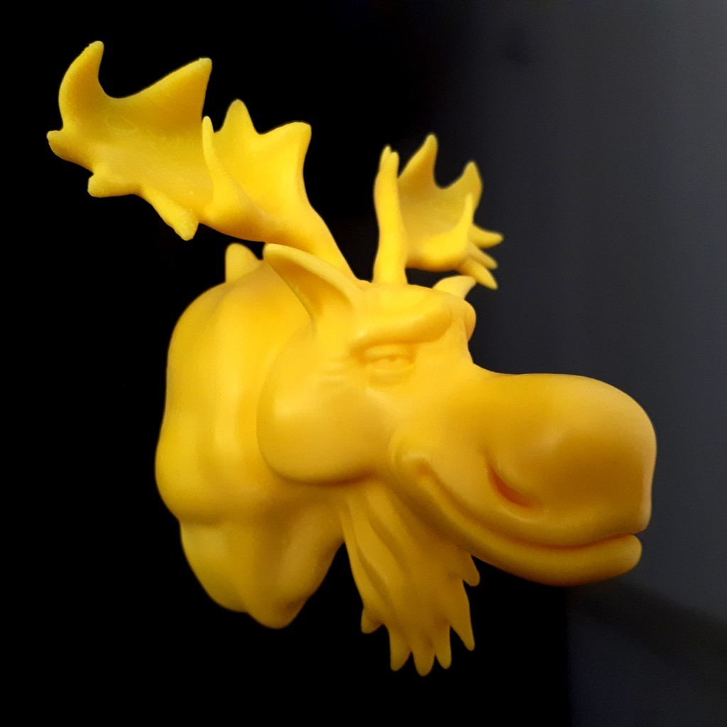 20180817_150019.jpg Download STL file Moose • 3D print object, iradj3d