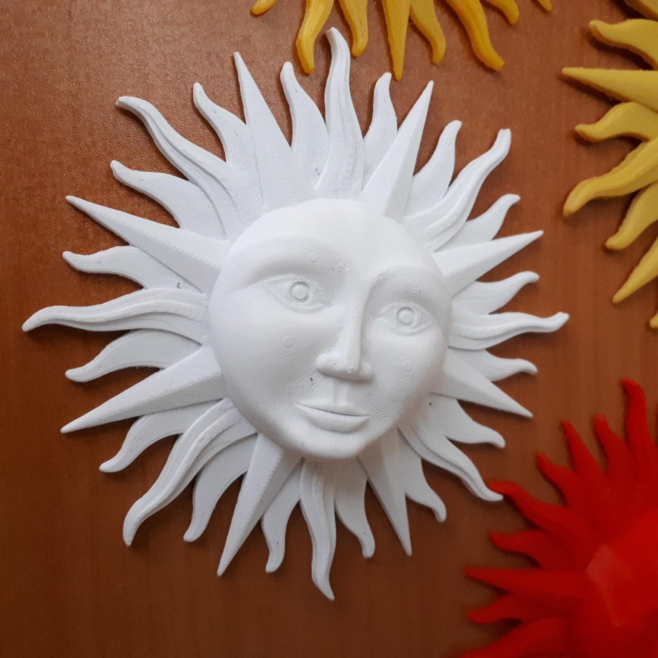 20180220_123549.jpg Download STL file sun • 3D printing model, iradj3d
