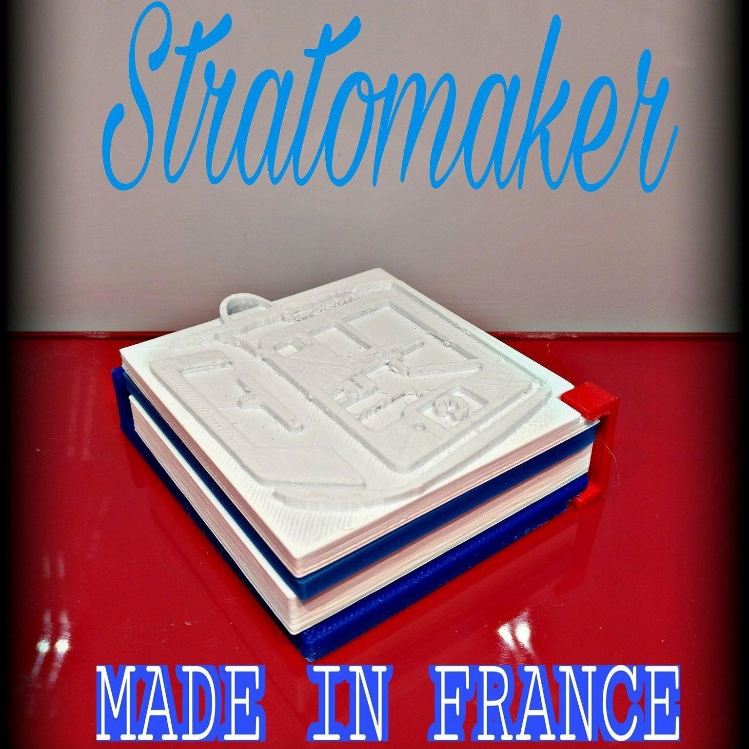 Presse Stratomaker (2).jpg Download STL file Mini Press #STRATOMAKER • 3D printer design, Jojo_bricole