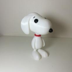 Free 3D model Snoopy, Rodrim