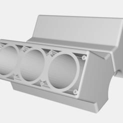 fichier imprimante 3d gratuit Bloc moteur, KilyanOcampo