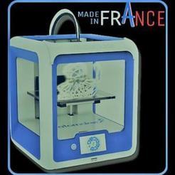 Impression Sculpture.jpg Download STL file #STRATOMAKER is a modern statuette. • 3D printer template, Kal4433