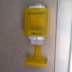 100714487_2677450139166039_40112146981322752_n.jpg Download STL file hydroalcoholic gel dispenser • 3D printer model, Mig2