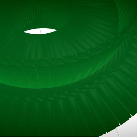 Capture3.JPG Download free STL file Spiral Nut • 3D printing model, sammy3