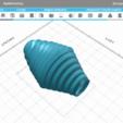 Télécharger fichier 3D gratuit Vase en spirale, sammy3