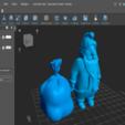 Télécharger fichier STL gratuit Père Noël • Plan pour imprimante 3D, sammy3