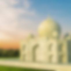 Télécharger fichier STL gratuit Conception d'une mosquée • Plan à imprimer en 3D, sammy3