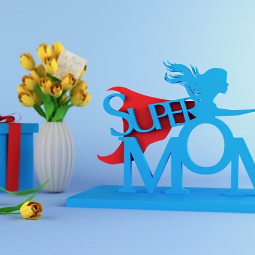 Télécharger fichier STL gratuit Inspiration 3D Model Showcase : Fête des mères • Plan pour imprimante 3D, sammy3