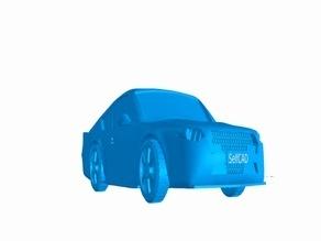card_preview_4.jpg Télécharger fichier STL gratuit Ford Mustang • Plan imprimable en 3D, sammy3