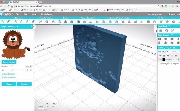 FTHD45PJ8AGP2IT.MEDIUM.jpg Télécharger fichier STL gratuit Prêt à imprimer le modèle d'un lion • Plan pour impression 3D, sammy3