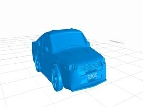card_preview_2.jpg Télécharger fichier STL gratuit Ford Mustang • Plan imprimable en 3D, sammy3
