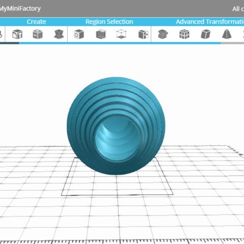 Free 3D printer model Spiral Vase, sammy3
