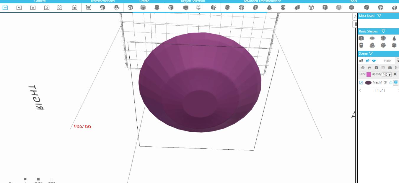 2.PNG Télécharger fichier STL gratuit assiette • Modèle imprimable en 3D, sammy3