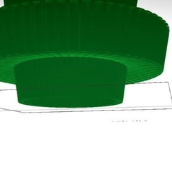 Download free 3D printing templates Spiral Nut, sammy3