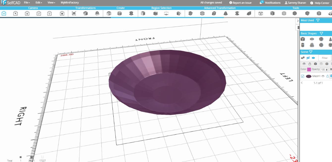 Capture.PNG Download free STL file Plate • 3D printing model, sammy3