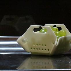 Télécharger fichier imprimante 3D gratuit Passoire pliante imprimée 3D, sammy3