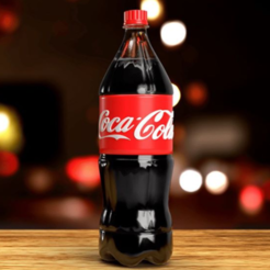 Download free STL file Coca Cola Model • 3D printable object, sammy3