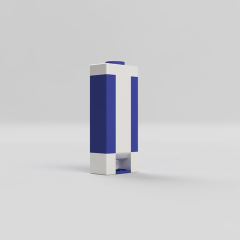 Assy_2017-Nov-28_06-33-38PM-000_CustomizedView13325155747_png.jpg Download free STL file Toothpaste Dispenser • 3D print model, Anthony_SA