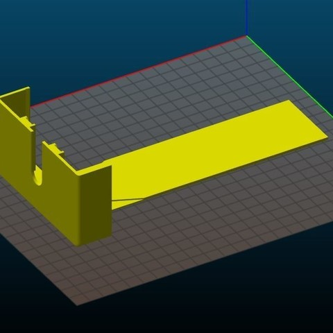 Cover.JPG Download free STL file Toothpaste Dispenser • 3D print model, Anthony_SA
