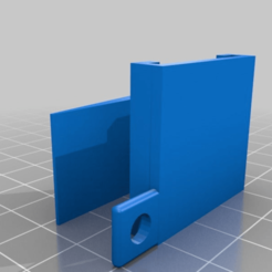 Download free STL file tie down strap clips with wedge • 3D printable model, Norm202