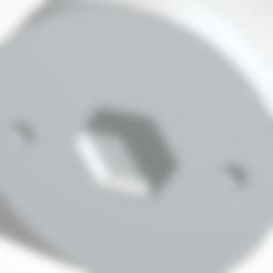 Download free STL file APLEYE tri-pod base adapter • 3D print object, Norm202