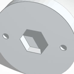 t725.png Download free STL file APLEYE tri-pod base adapter • 3D print object, Norm202