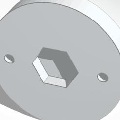 Download free STL APLEYE tri-pod base adapter, Norm202