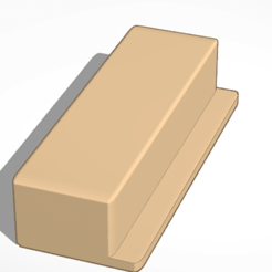 t725.png Download free STL file Screen frame coupler to fit the Andersen 7/16 x .020 frame • 3D print model, Norm202