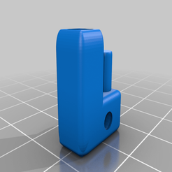 Download free STL file cap for battery trickel charger terminals • 3D print object, Norm202