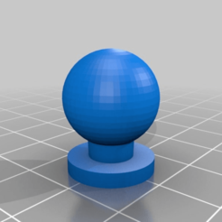 1ec540c30bd9e715596492d0df2532cd.png Download free STL file My Customized Ball-and-Socket Mount ball 16 flange15 • Template to 3D print, Norm202