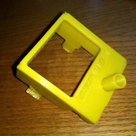 IMG_20200317_125625293.jpg Download free STL file Endoscope mount for XYZ Printer ver 2 • 3D print model, Norm202