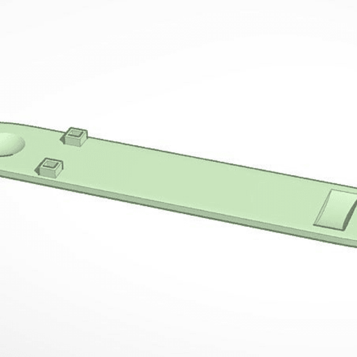 t725.png Download free STL file Stand for those cheap hot melt glue guns • 3D printer object, Norm202