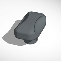 Download free STL file Carpet clip for Travisty front seat • 3D print template, Norm202